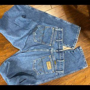 Wrangler George Strait Cowboy Cut jeans